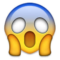 shock emoji