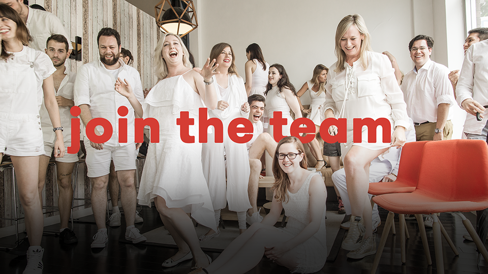 Join the We Are Social team