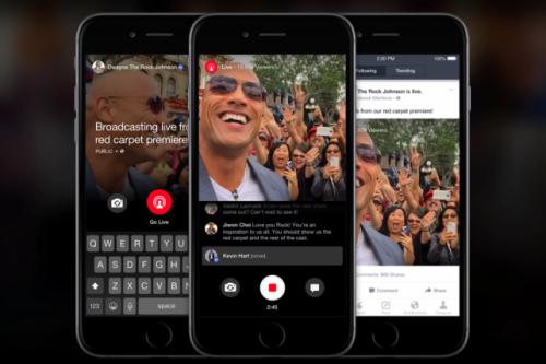 Facebook Livestream Mentions Test