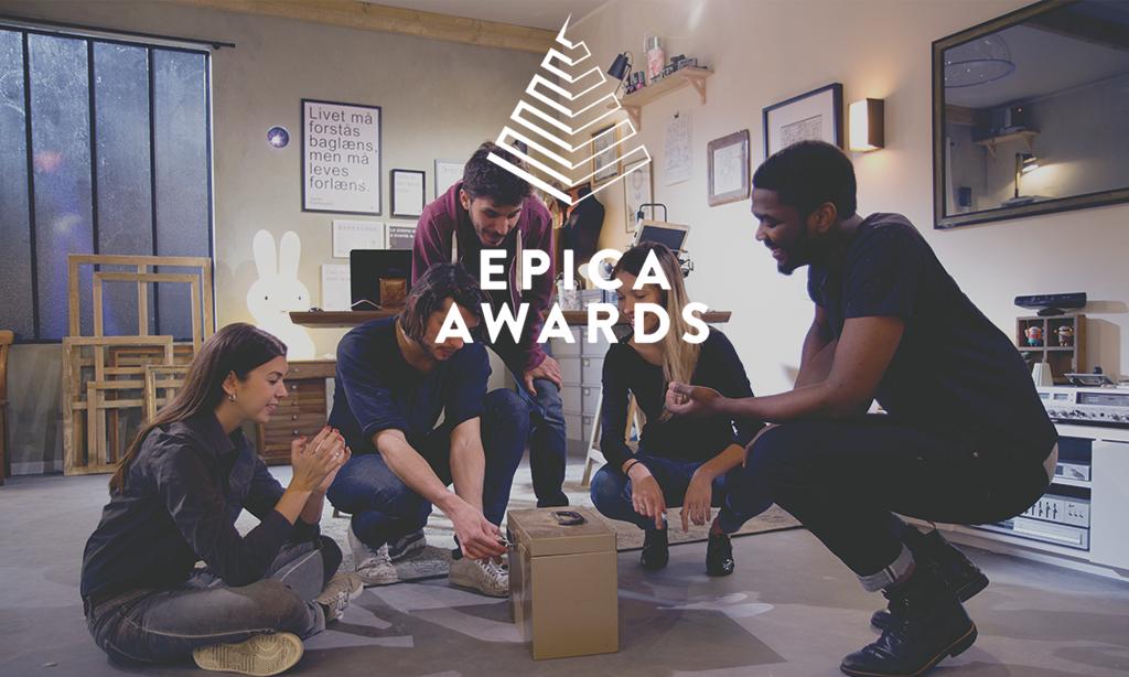 Epica de Bronze pour notre campagne Google Escape