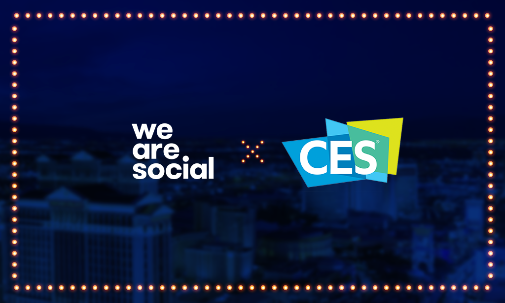 We Are Social au CES 2017