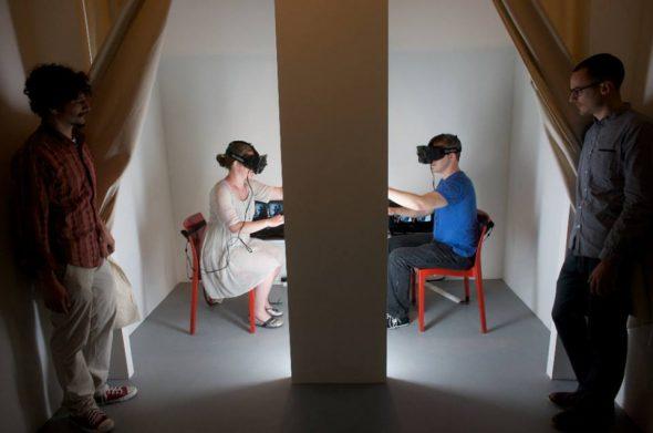 #SocialVR : le futur du Social Networking