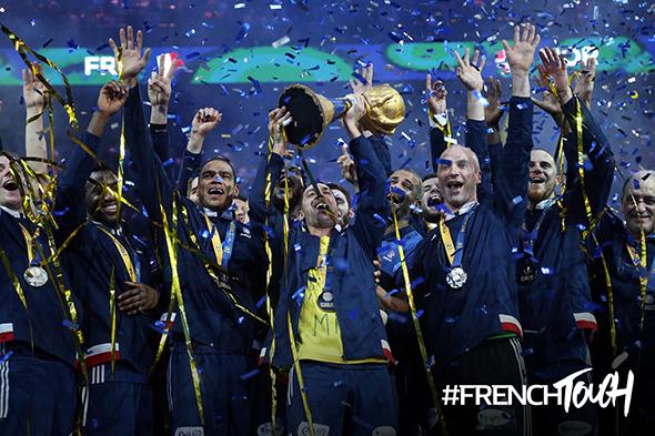 Franch Touch Renault : Handball