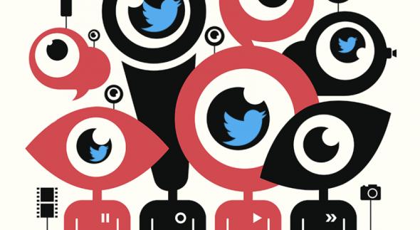 Twitter : les revenus publicitaires reculent sur Q4