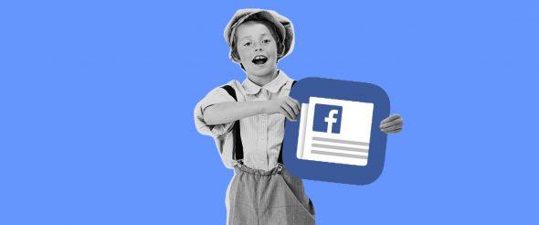 Facebook se prépare à faire payer ses Instants Articles