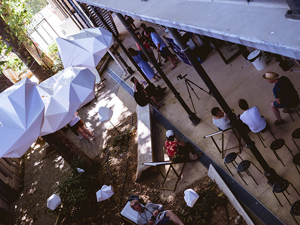 Les réalités se rencontrent au VR Arles Festival