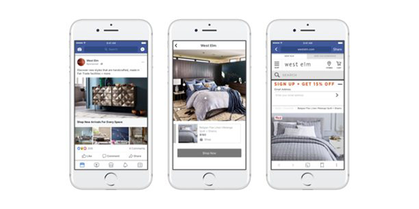 Nouveaux formats et simplification de sa plateforme média : Facebook fait le plein de nouveautés