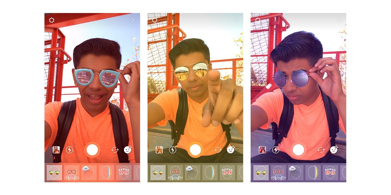 Instagram vous fait voyager avec ses filtres lunettes de soleil
