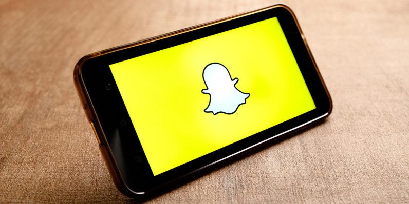 De nouveaux filtres Snapchat qui pourraient révolutionner la publicité