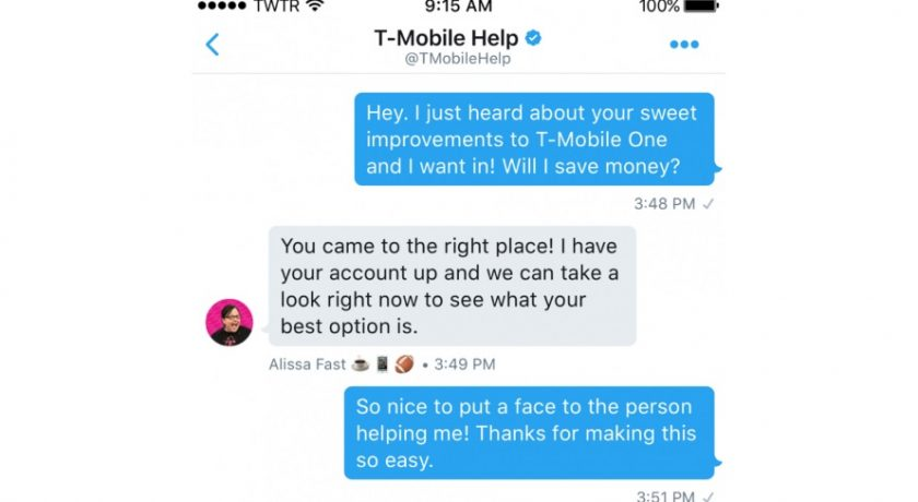 Twitter : un service client qui se développe