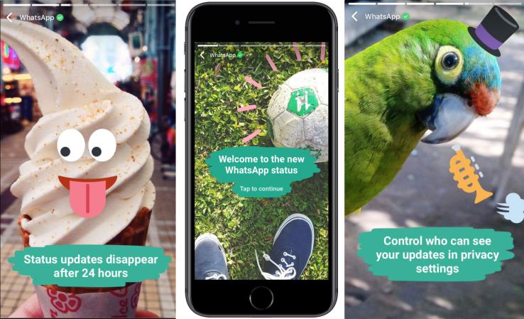 Les stories Instagram bientôt intégrées à WhatsApp