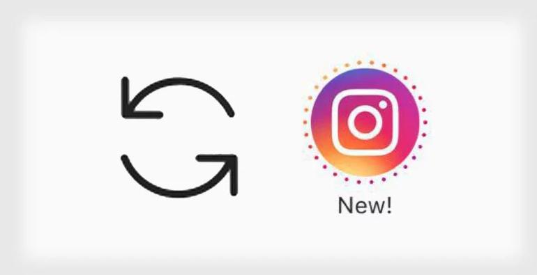 """Instagram s'essaye au """"Regram"""" en Story"""