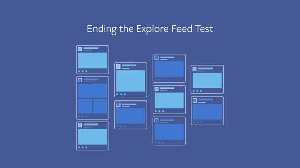 Facebook met fin à Explorer