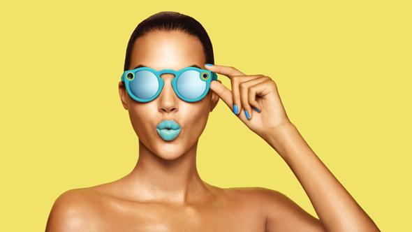 Snapchat travaille sur 2 nouveaux modèle de Spectacles