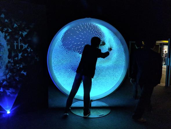 Laval Virtual 2018- Art install festival