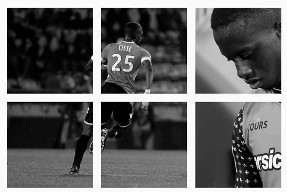 Instagram Ibrahim Cissé