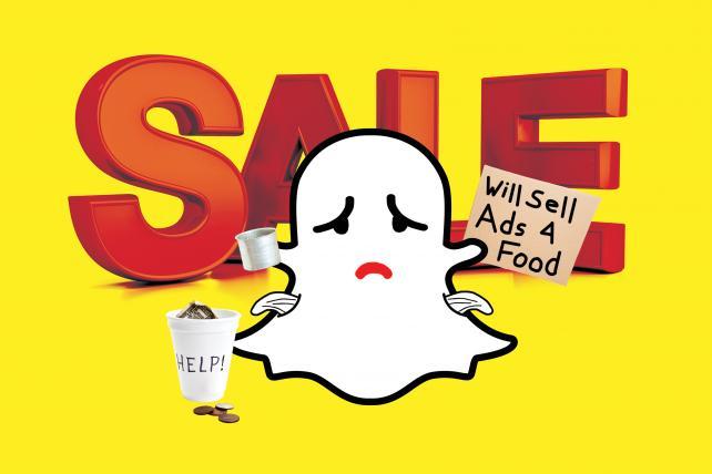 Le prix des Snap Ads dégringole