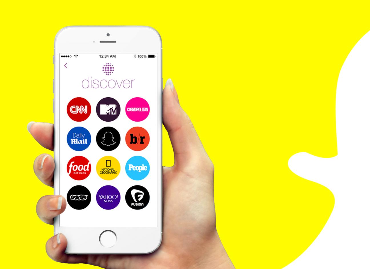 Snapchat : un pas dans la programmatique