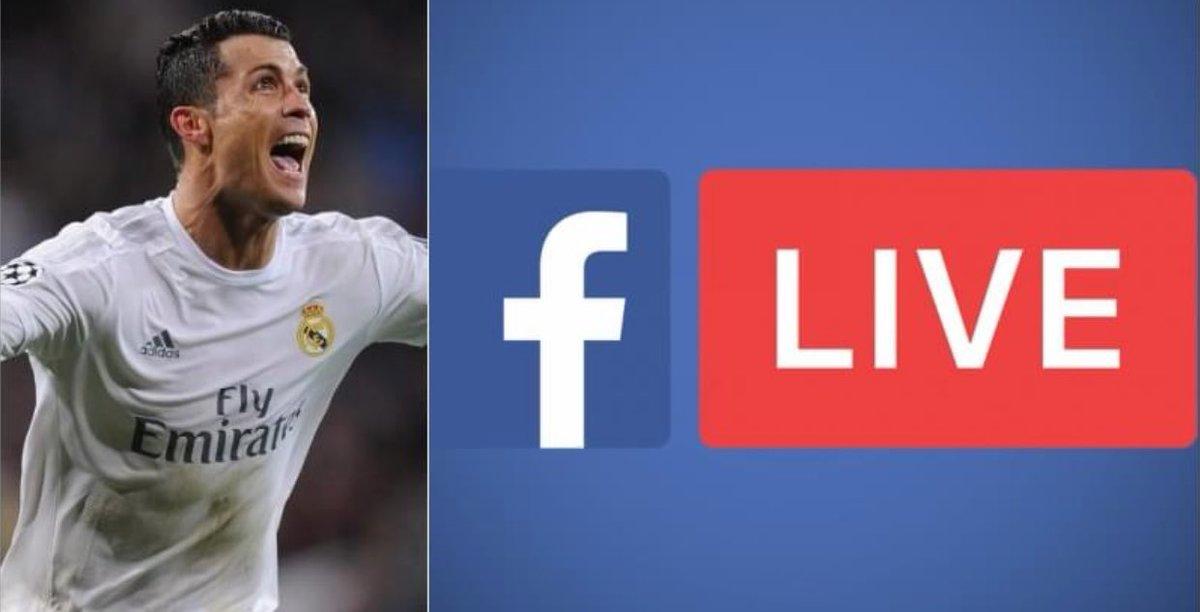 La Liga et la Serie A sur Facebook