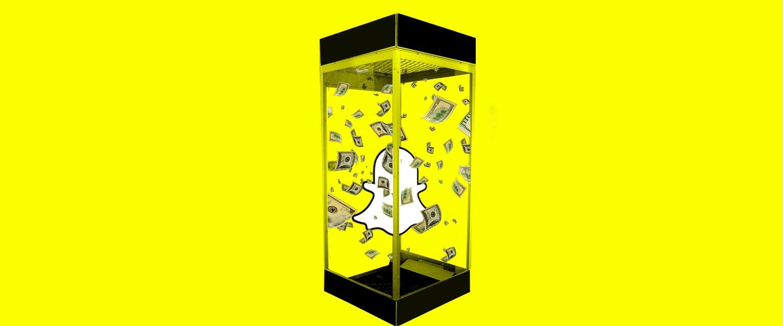 Snapchat : un pas de plus vers l'e-commerce