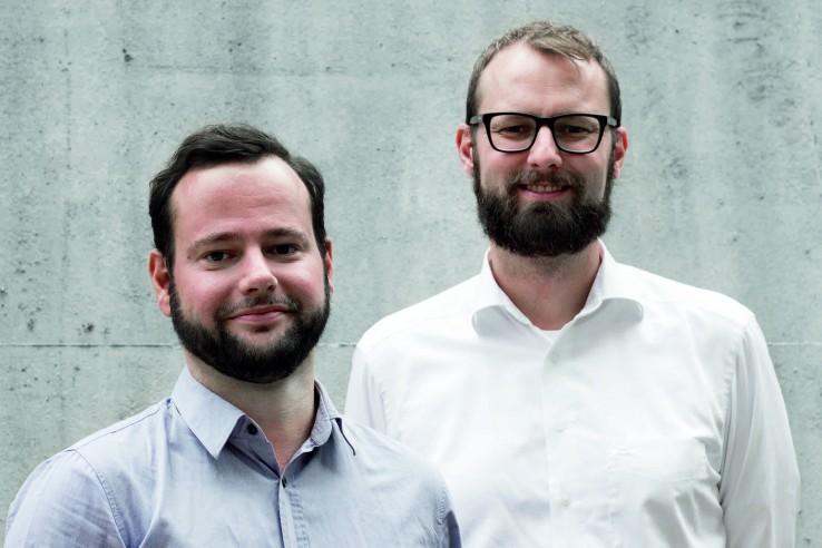 Christopher Schmidt e Bastian Scherbeck