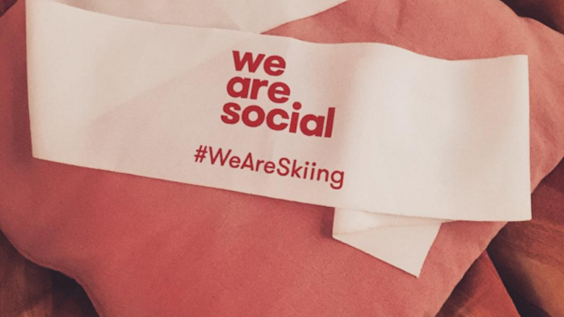 we are skiing 2016
