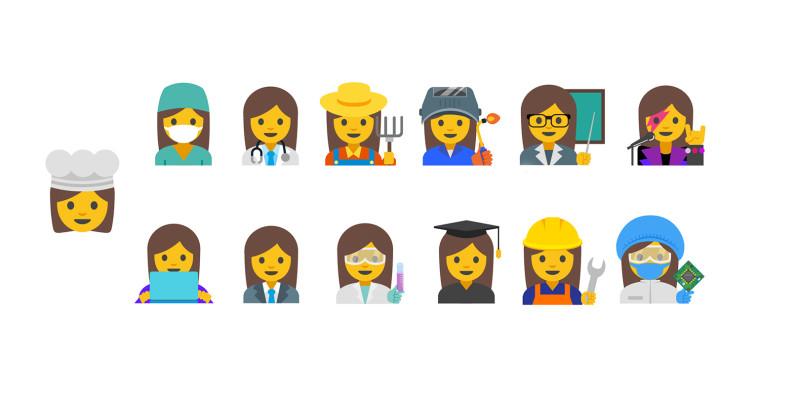Emoji women