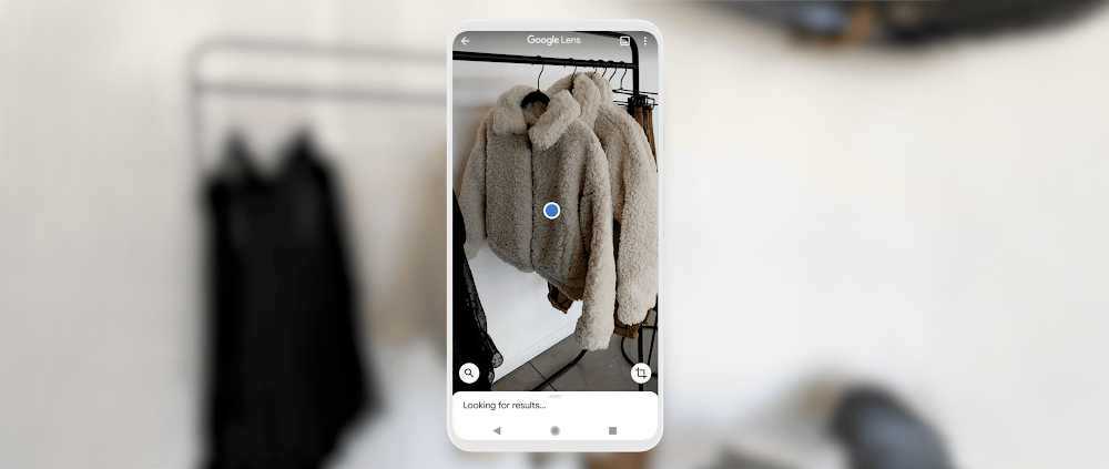 Google Shopping introduce visual search