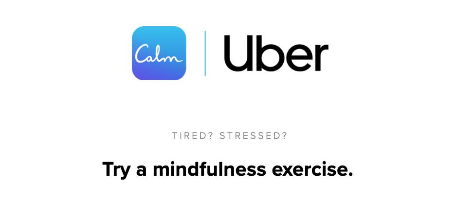 Uber calm