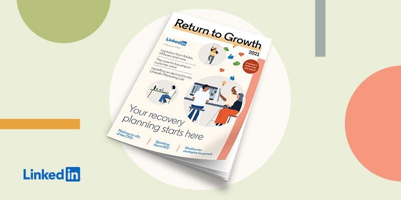 """Linkedin lancia un magazine digitale """"Return to Growth"""" e Facebook sviluppa una nuova piattaforma simile a Clubhouse"""