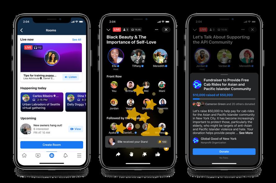 Bringing Social Audio Experiences to Facebook