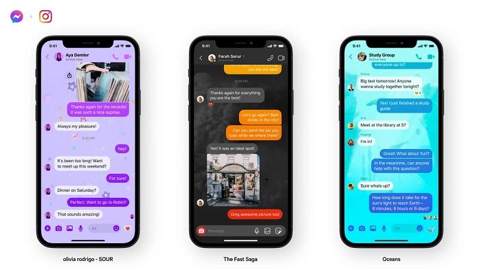 Messenger Themes