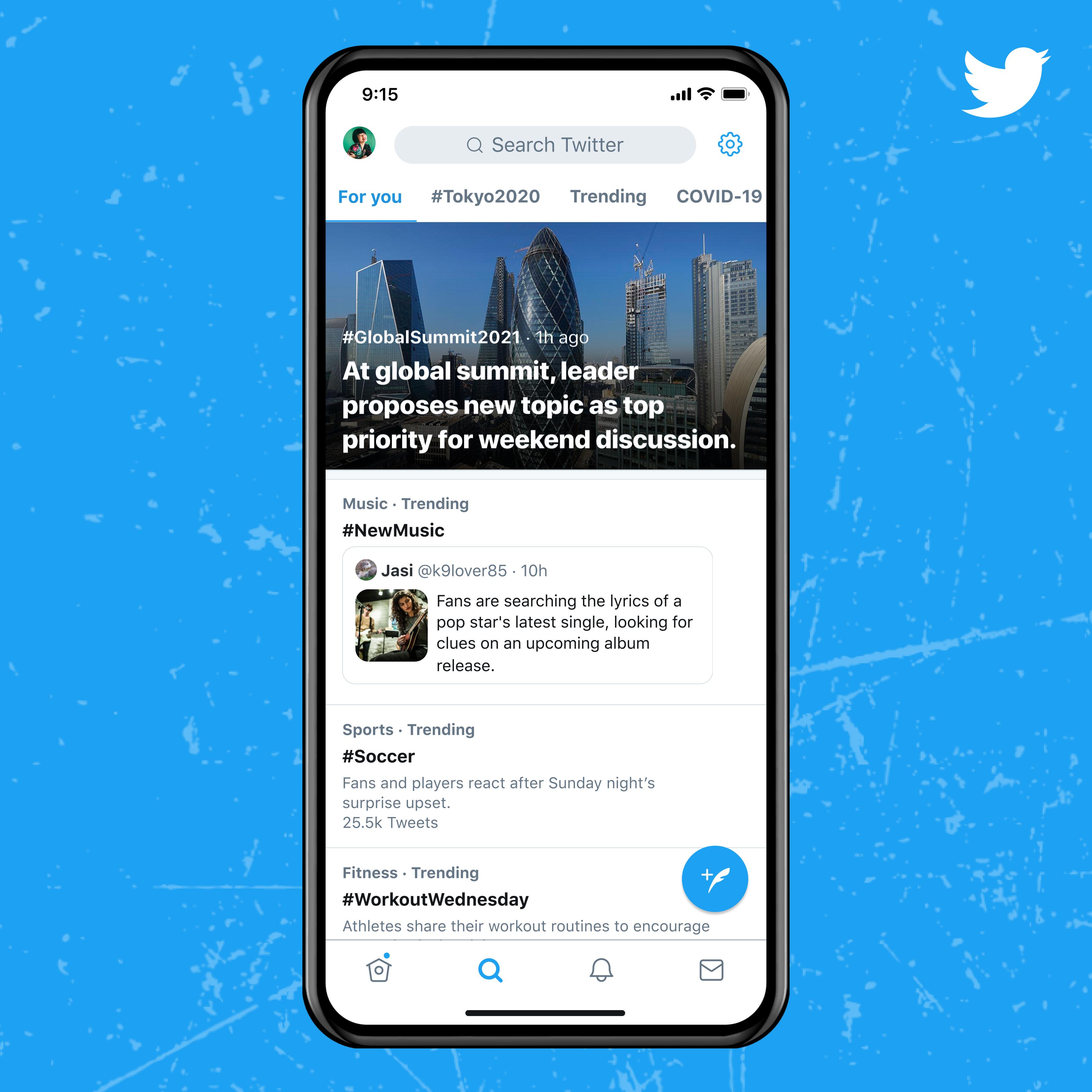 twitter news social
