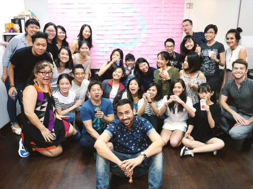 We Are Social Singapore