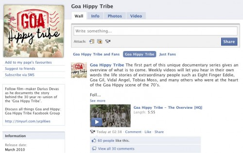 Goa Hippy Tribe