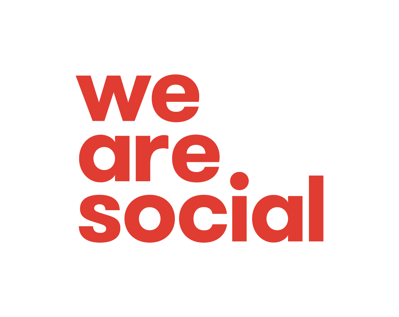 we are social we are a global agency we deliver world class