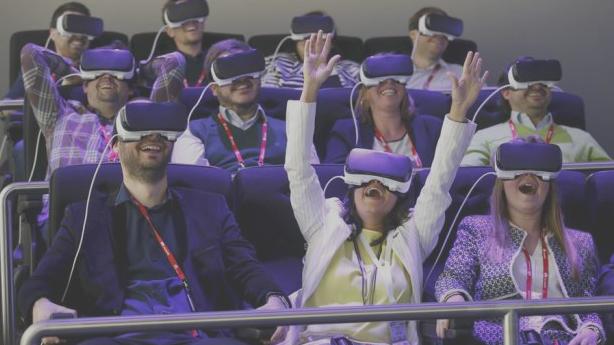 VR smartphones copy