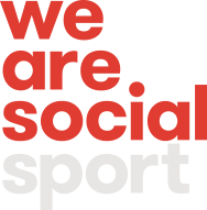 We Are Social Sport logo