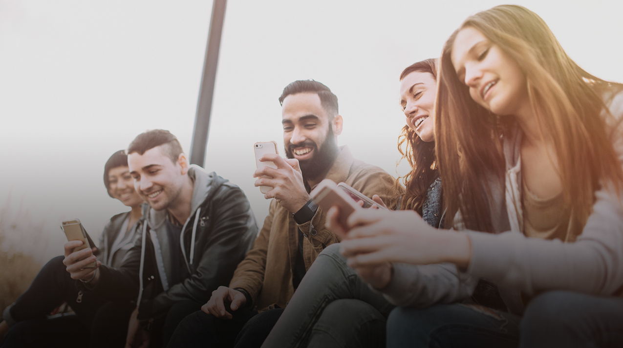 Three differences in how gen z and millennials use social media we three differences in how gen z and millennials use social media ccuart Images
